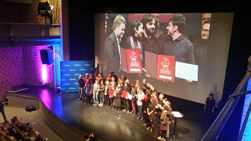 Arras Film Festival, clôture : triomphe pour la Bulgarie, la Géorgie, et pour les Roues libres hongroises