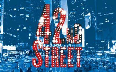 42nd Street: Les coulisses de Broadway brillent de mille feux au Châtelet