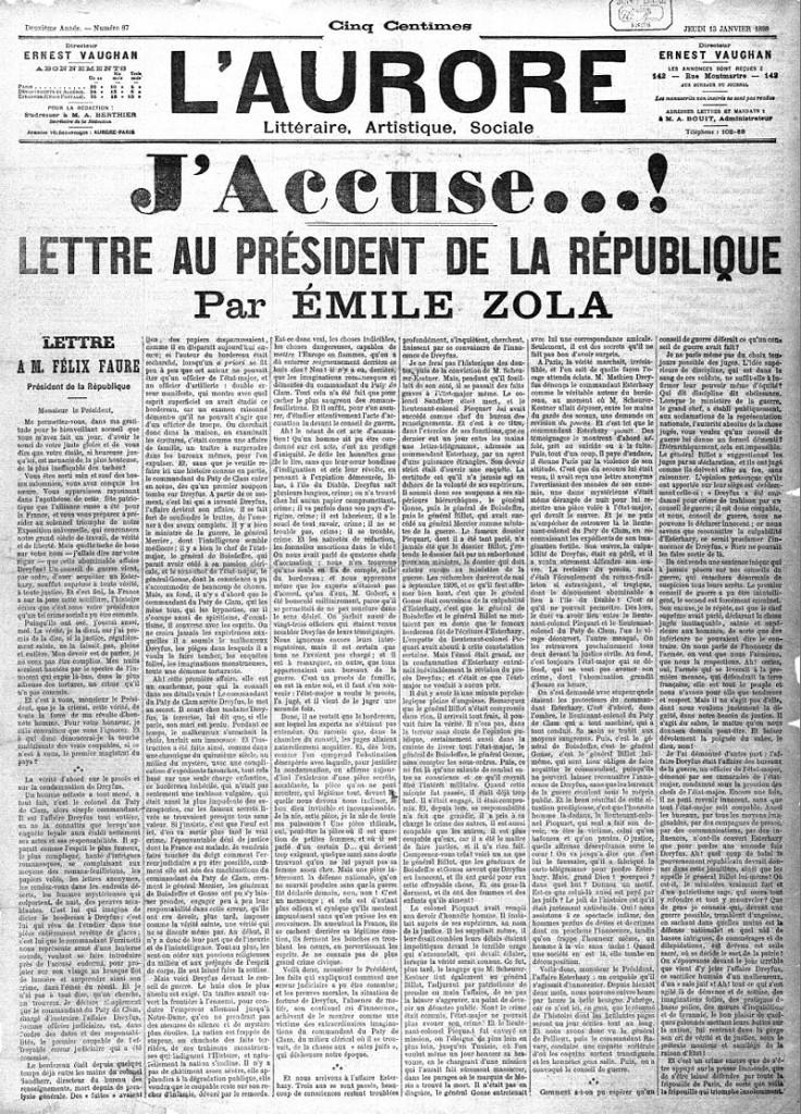 L'affaire Dreyfus aura son musée dédié chez Zola