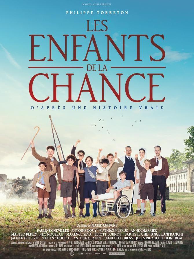 Les Enfants de la Chance: Un film familial digne sur l'enfance au cœur de la barbarie