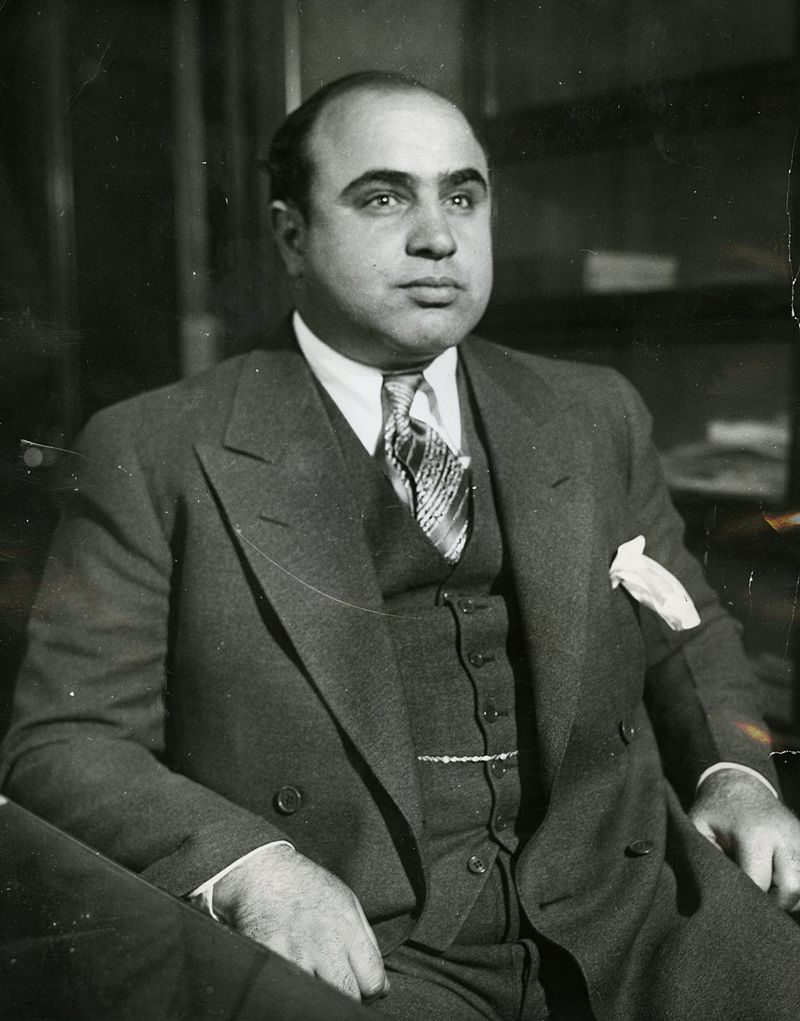 Tom Hardy campera Al Capone pour Josh Trank