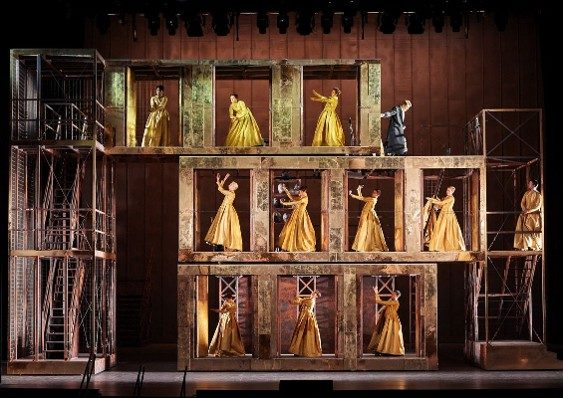 Une «Armide» flamboyante à la Philharmonie