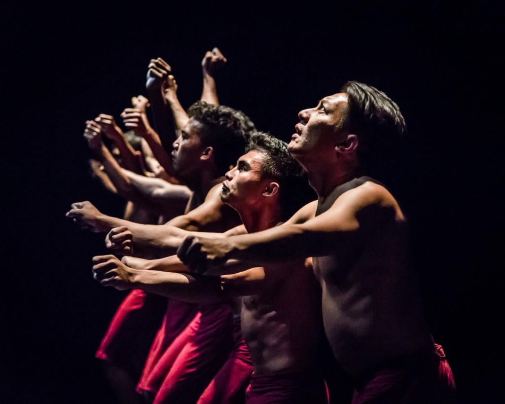 Gagnez 15×2 places pour Jailolo un spectacle de danse au Musée du Quai Branly le 25 Novembre