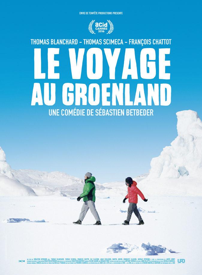 [Critique]»Le voyage au Groenland» merveilleuse mélancomédie de Sébastien Betbeder