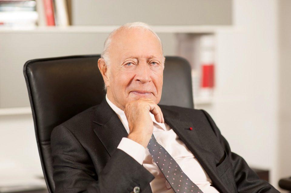 Henry Hermand, soutien de Macron, est décédé