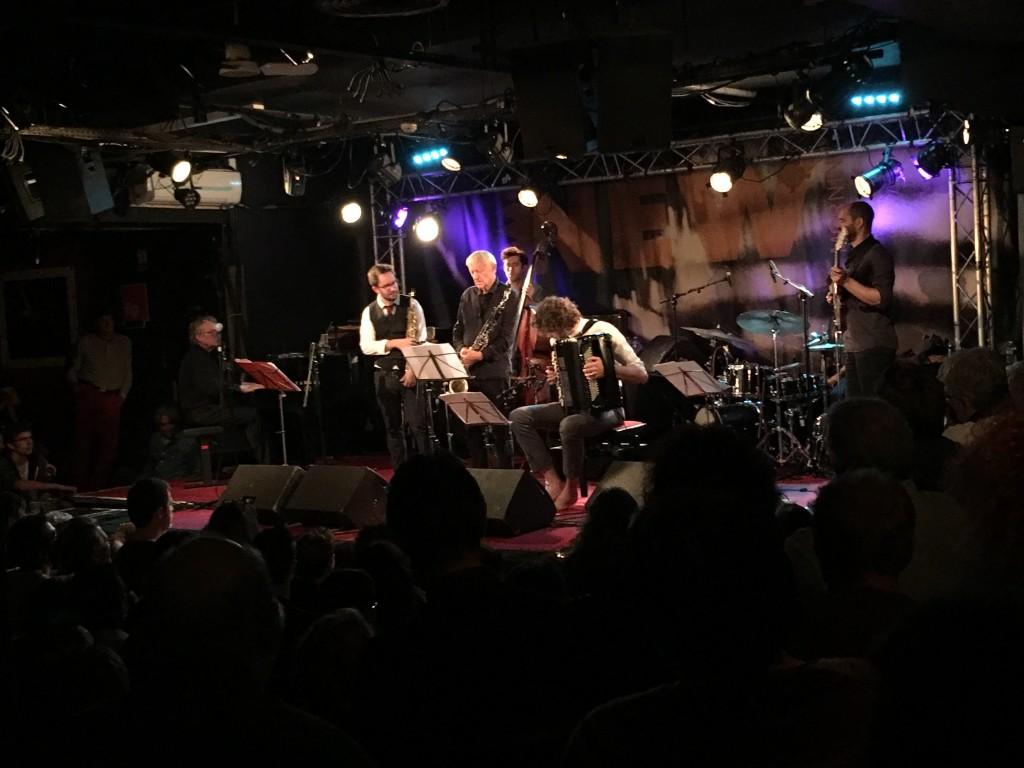 [Live Report] La leçon de chic d' Emile Parisien quintet au New Morning