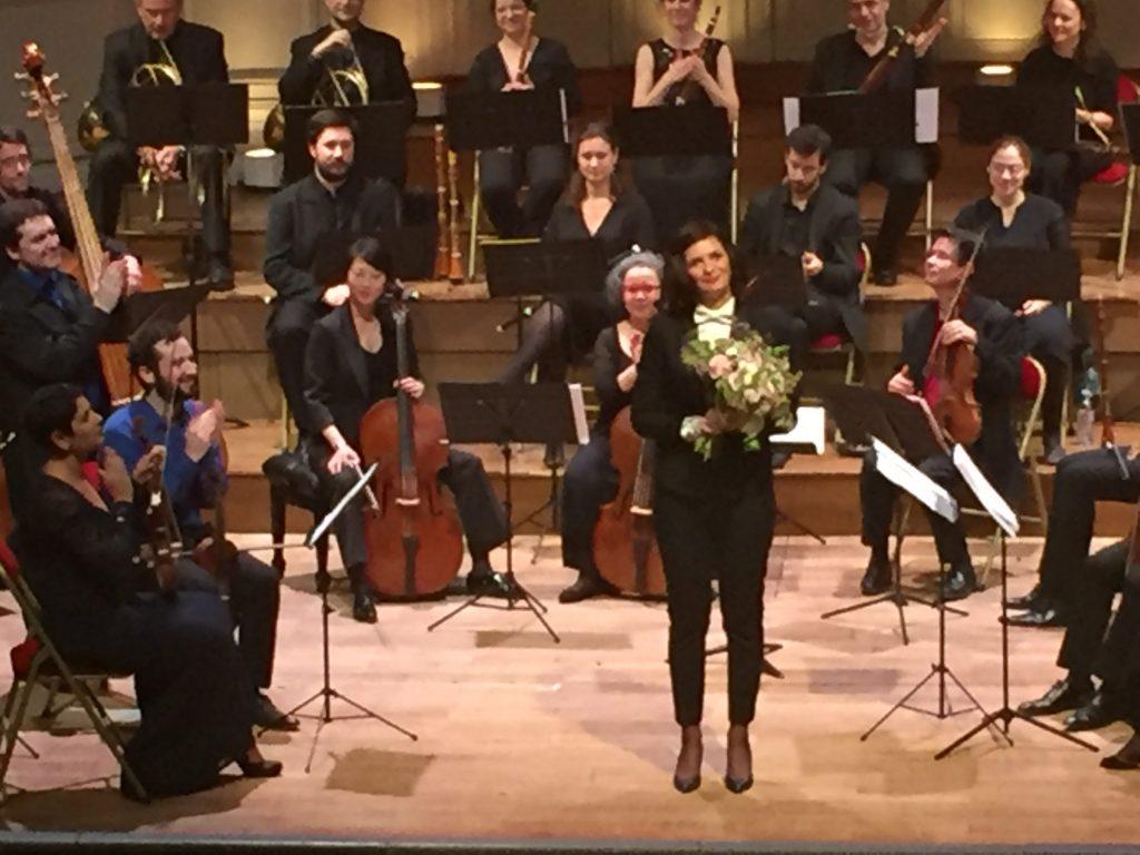 [LIVE-REPORT] L'espiègle mezzo-soprano Marianne Crebassa desservie par des Ambassadeurs inégaux Salle Gaveau à Paris
