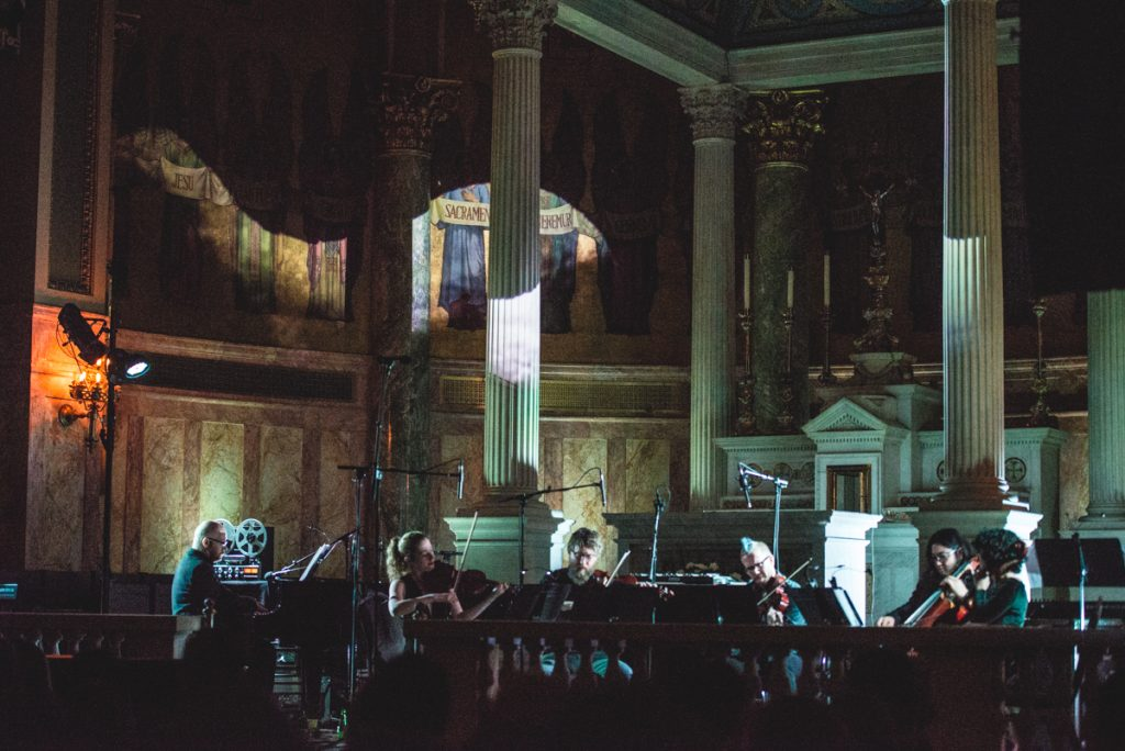 Gagnez 2×2 places pour le concert de Johann Johannsson le 6 décembre à Alhambra