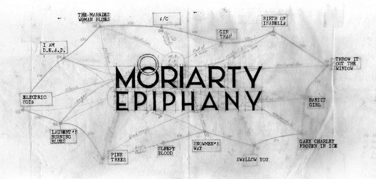 Moriarty invente le blues à la carte avec «Epiphany»