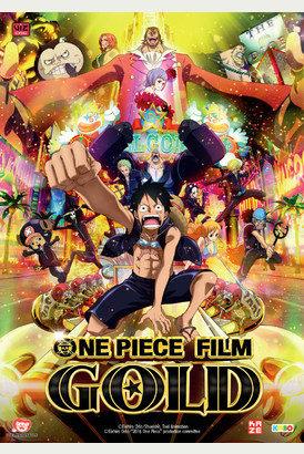 « One Piece Gold », un 13ème long-métrage clinquant et déjanté au cinéma !