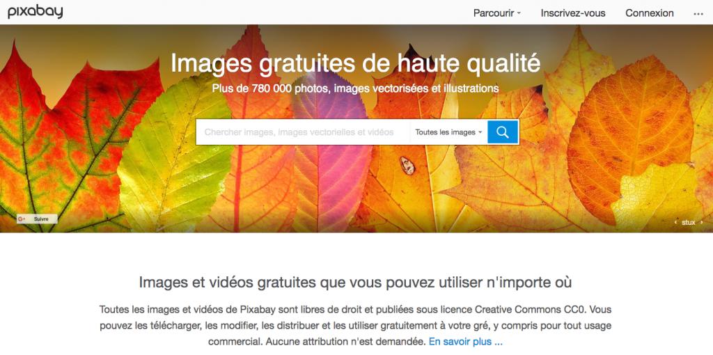 Pixabay : la plus grosse banque d'images HD libres de droit du moment ?