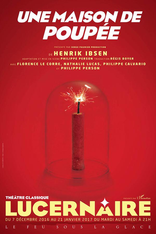[INTERVIEW] Philip Person nous parle de Ibsen au Lucernaire
