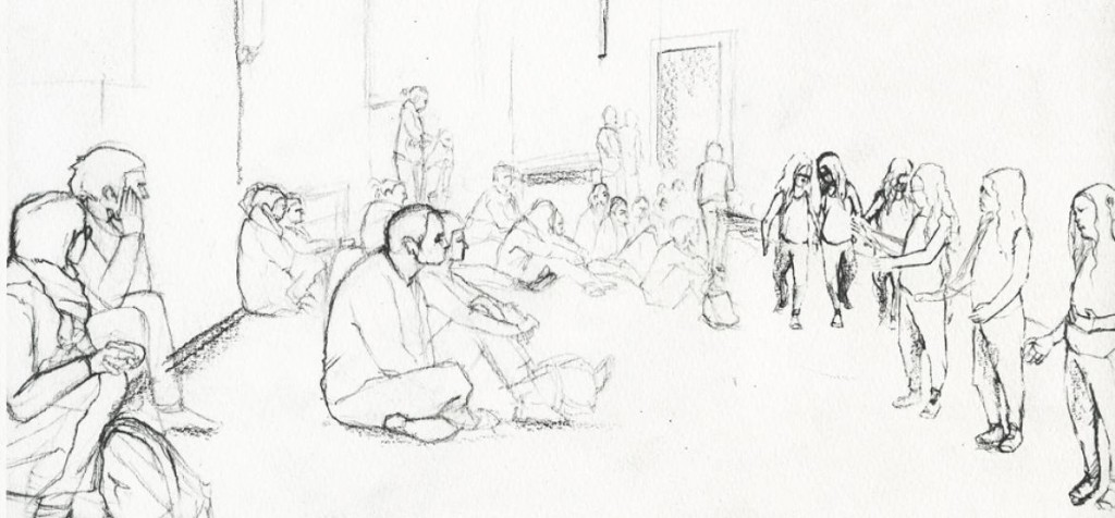 Dans les confessions de Tino Sehgal au Palais de Tokyo