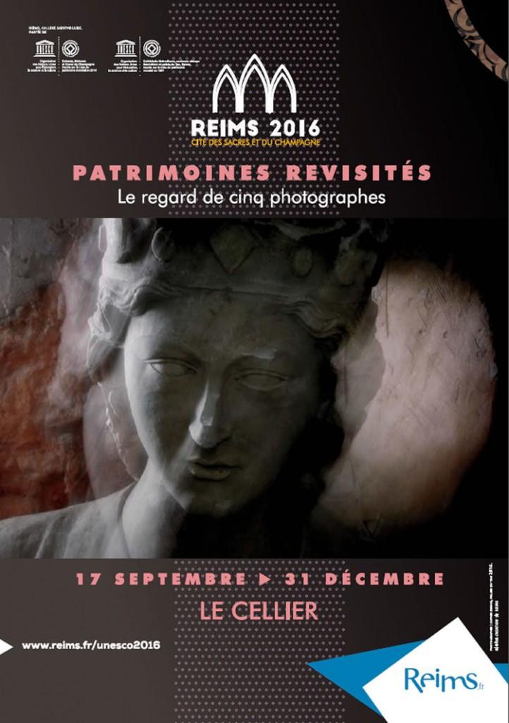 Patrimoines revisités, l'expo photo du Cellier à Reims