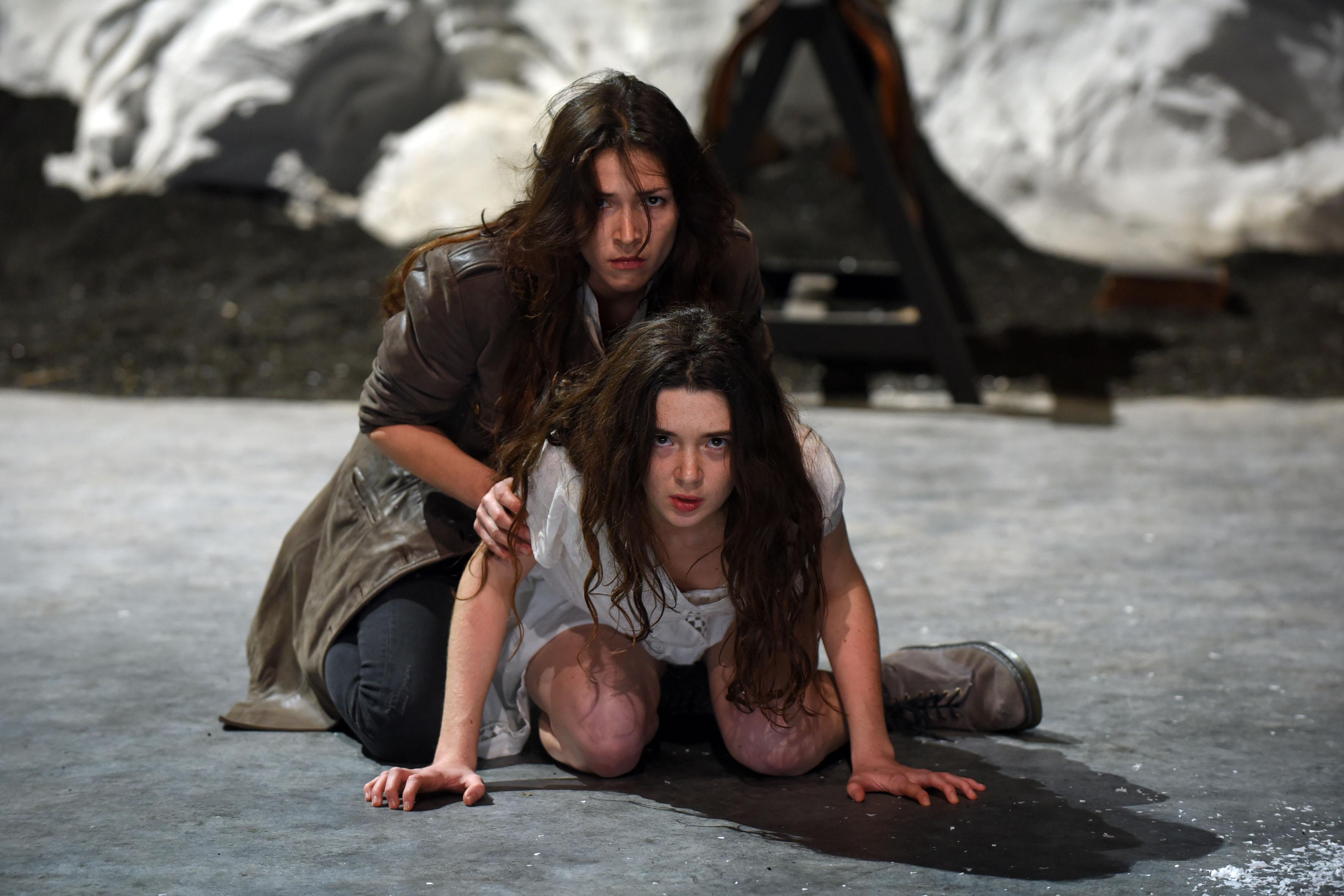 «Le livre de Dina d'Herbjørg Wassmo» Mise en scène par Lucie Berelowitsch