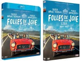 Sortie dvd «Folles de joie», de Paolo Virzi