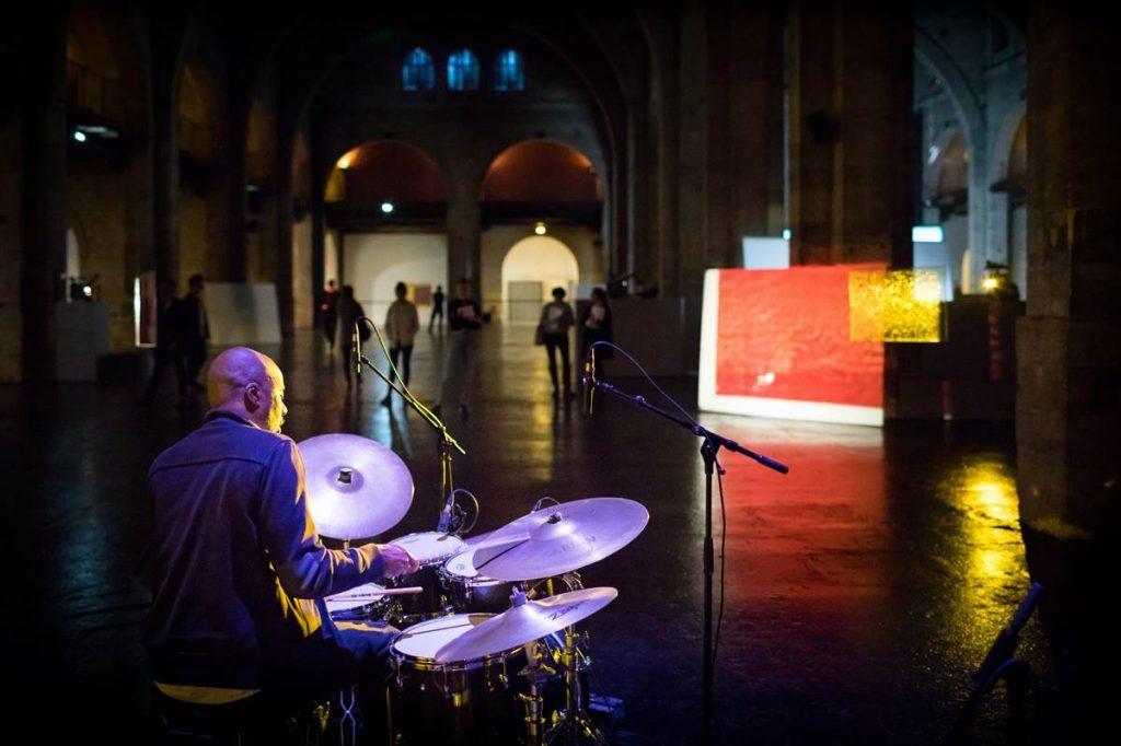Récit de la performance de Chad Taylor chez Rosa Barba au CAPC de Bordeaux