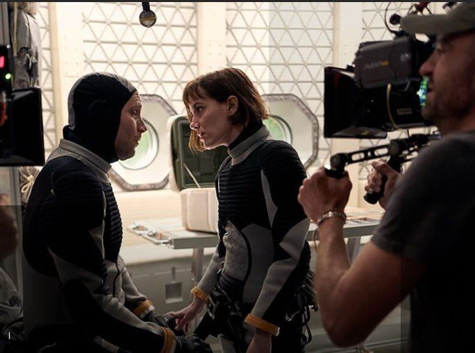 Interview avec Clémentine Poidatz, l'héroïne française de la série «Mars» sur National Geographic