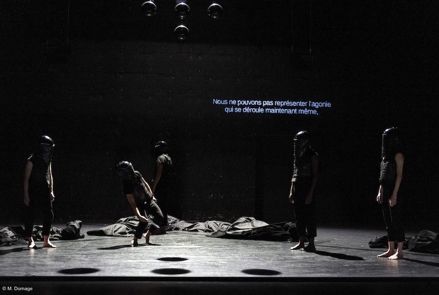De la mise en pièce à la mise en scène : un pas franchi avec brio par Vincent Dupont