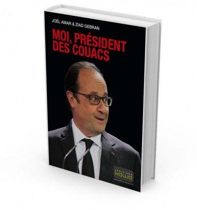«Moi président des couacs», la leçon de com' de Joël Amar&Ziad Gebran