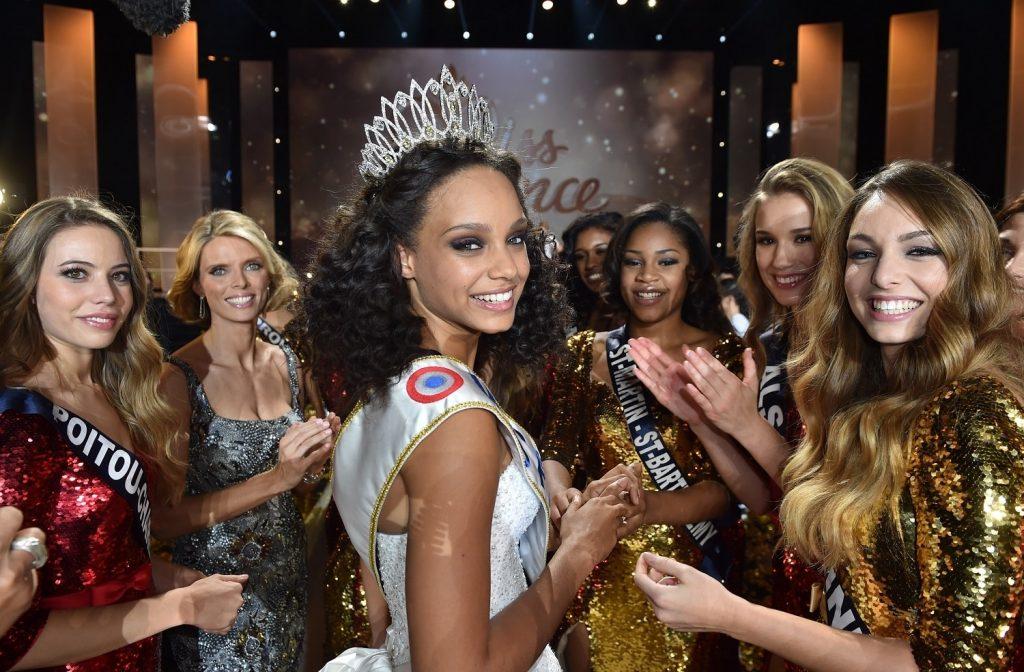 Miss Guyane est élue Miss France 2017