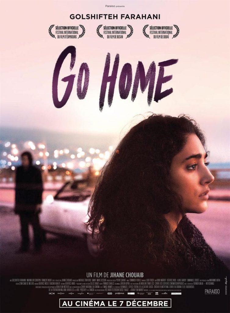 [Critique] Golshifteh Farahani illumine « Go Home », le premier film de Jihane Chouaib