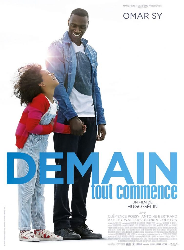 Box-office France semaine : Omar Sy double Papa ou Maman 2 avec Demain tout commence