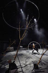 VANAVARA - Le spectacle de fin d'études de la 28e promotion du CNAC - Photo : Christophe RAYNAUD DE LAGE