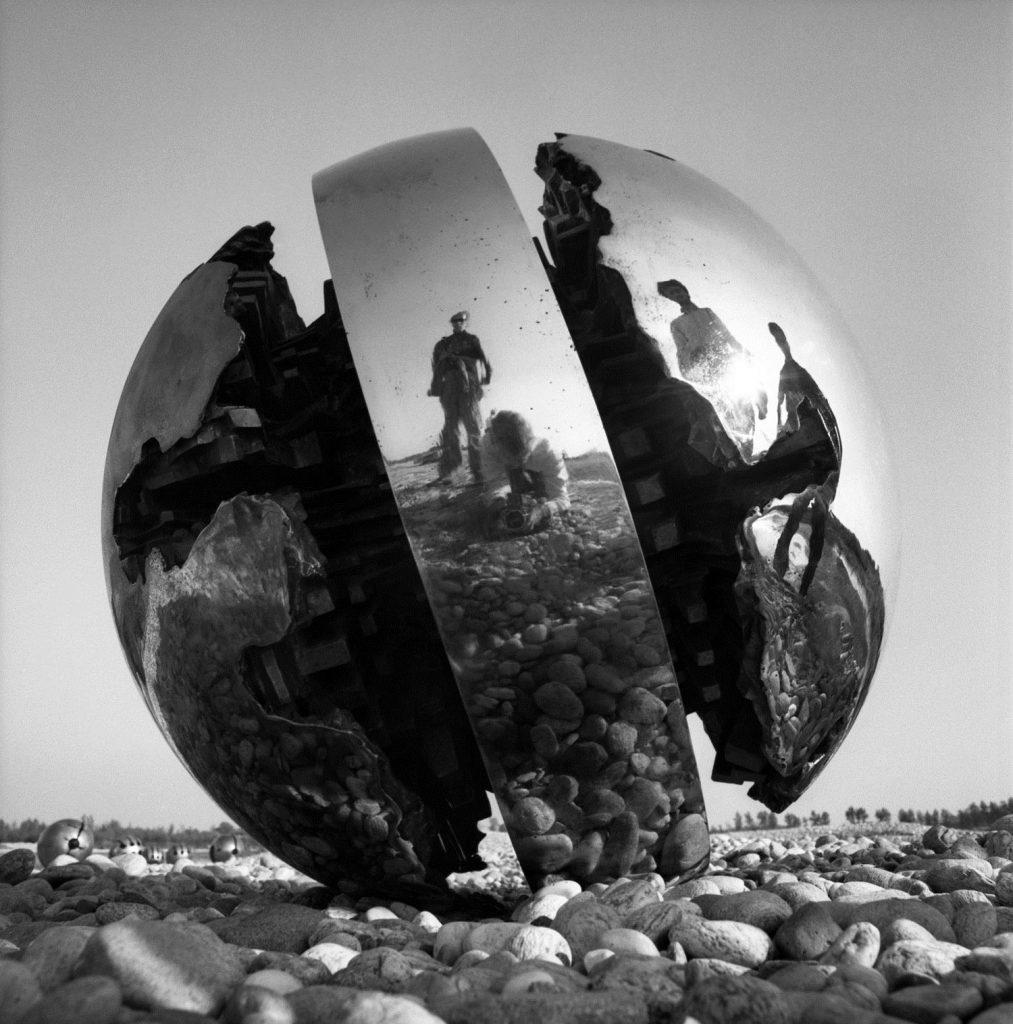 Arnaldo Pomodoro, un artiste à l'image de la ville de Milan : innovant et fier de son passé !
