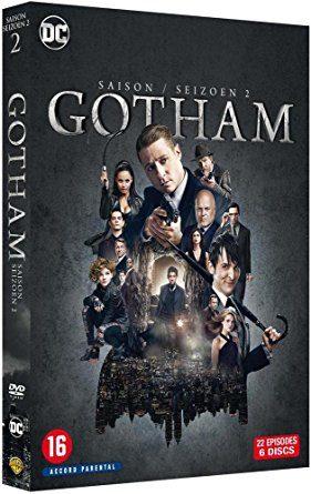 Gotham Saison 2 : Bienvenue la cité sombre plus que jamais en proie à la corruption et l'ultra-violence