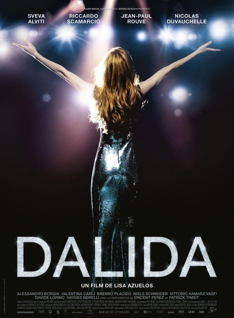 Gagnez 5×2 places de cinéma pour le film Dalida en salle le 11 janvier