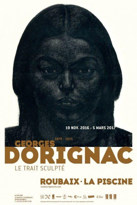 La piscine de Roubaix revisite le trait sculpté de Georges Dorignac