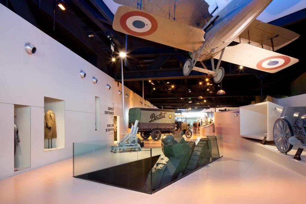 Gagnez un pass famille (2 adultes + 2 enfants) pour visiter le Musée de la Grande Guerre