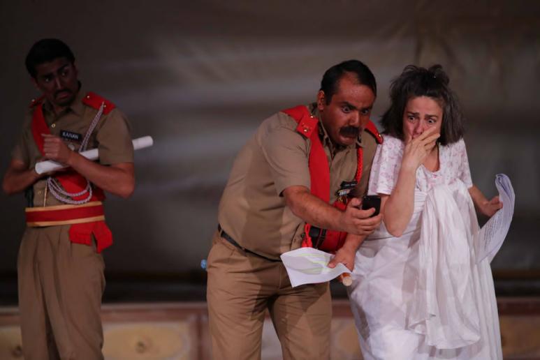 « Une Chambre en Inde » : le Théâtre du Soleil panse le monde