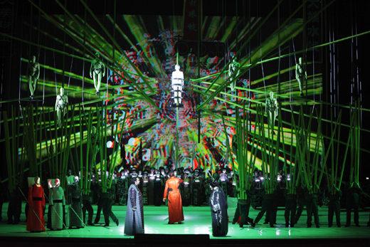 Une «Turandot» grandiose à l'Opéra de Munich