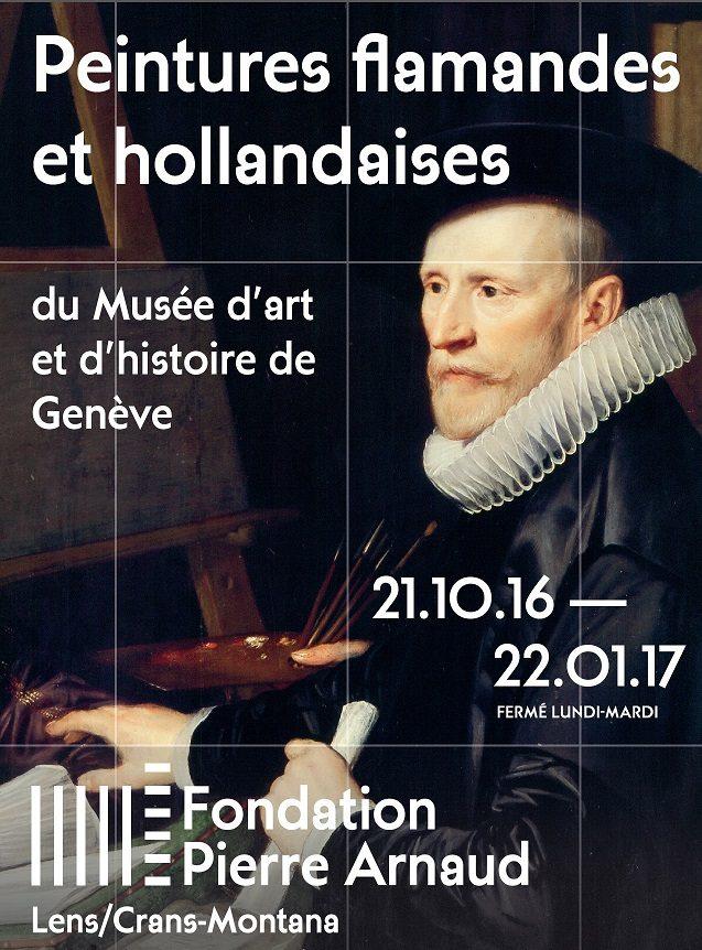 Les peintures flamandes et hollandaises du Musée d'art et d'histoire de Genève à la Fondation Pierre Arnaud