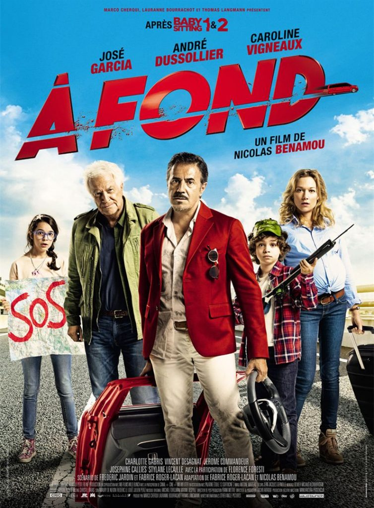 [Critique] du film « A fond » avec José Garcia : plus réussi dans l'action que la comédie