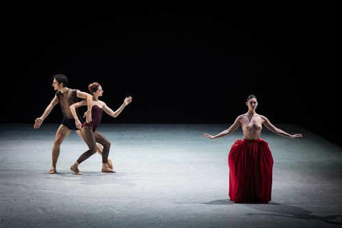 Au Palais Garnier, la brûlante volupté de Jiri Kylian