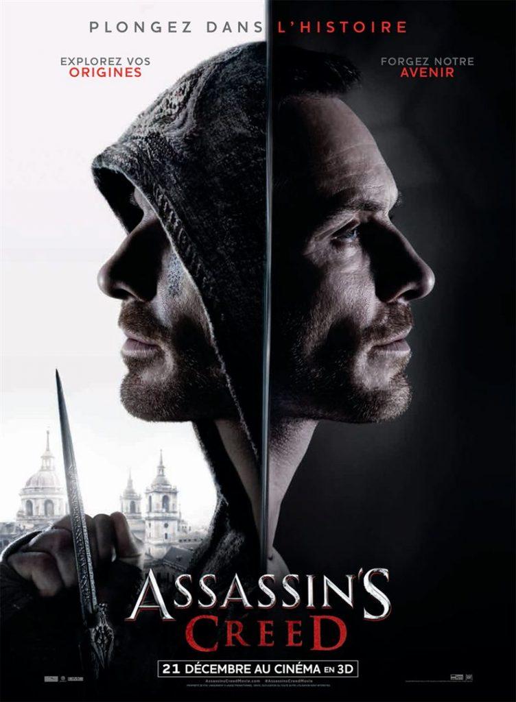 Box-office France semaine : près de 900.000 entrées pour Assassin's Creed