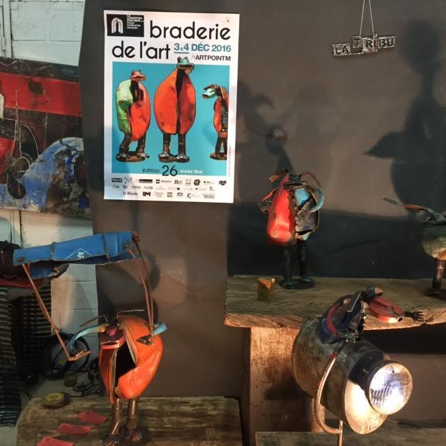 [Live-Report] L'édition 2016 de la Braderie de l'art à Roubaix