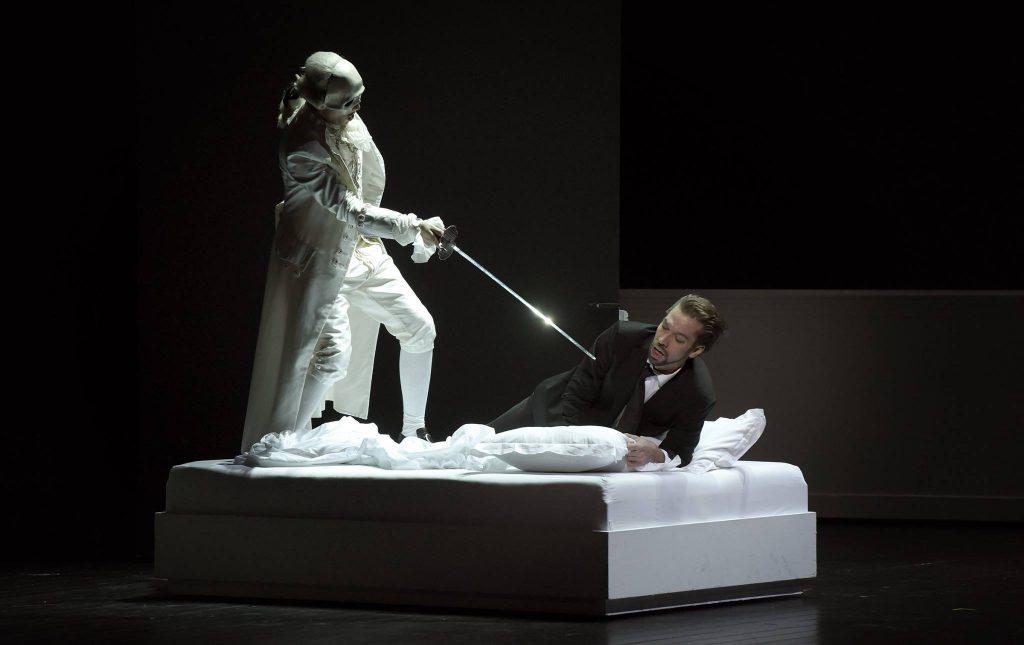 Leporello star du Don Giovanni de Braunschweig au Théâtre des Champs-Elysées