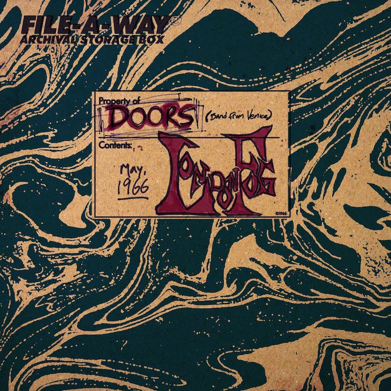 Doors « The London Fog 1966 »