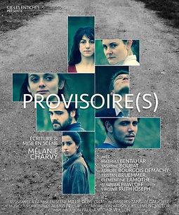 «Provisoire(S)» de Mélanie Charvy
