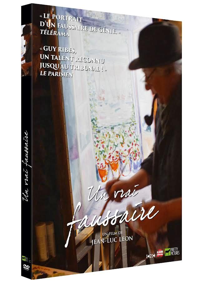 """[Sortie dvd] """"Un vrai faussaire"""", un documentaire délicieusement hors la loi"""