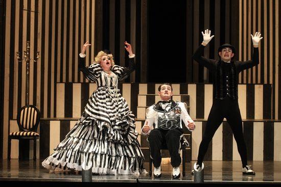 « Les Chevaliers de la table ronde » au Théâtre de l'Athénée : joyeuse (re) découverte d'une opérette