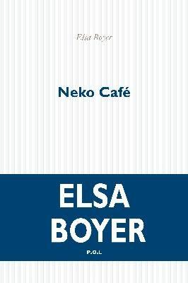 Neko Café d'Elsa Boyer : balade fantomatique japonaise