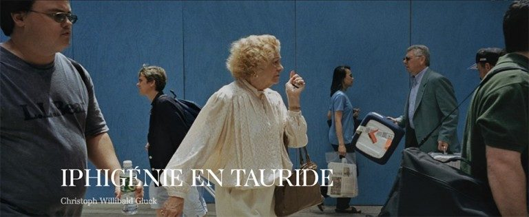 « Iphigénie en Tauride » ou les miroirs de l'âme humaine à l'opéra Garnier jusqu'au 25 décembre 2016 !