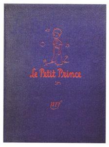 Couverture d'une Edition spéciale du Petit Prince