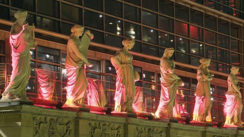 L'Opéra de Lyon vous convie à dîner parmi les Muses