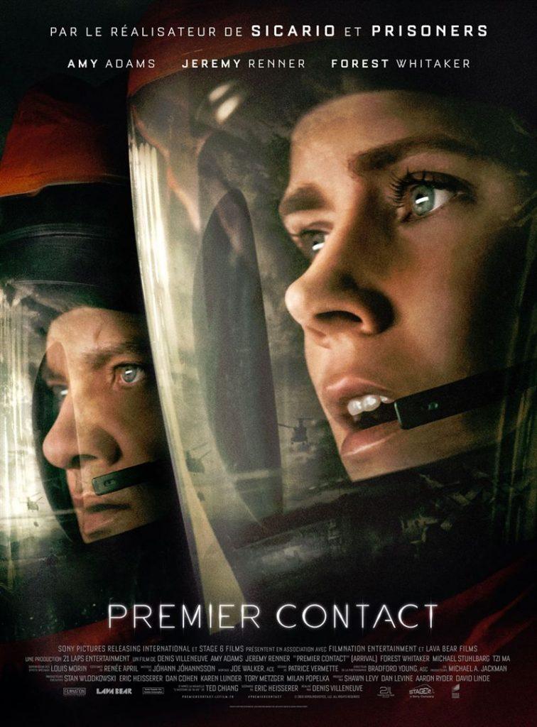 [Critique] du film de science-fiction « Premier Contact » de Denis Villeneuve